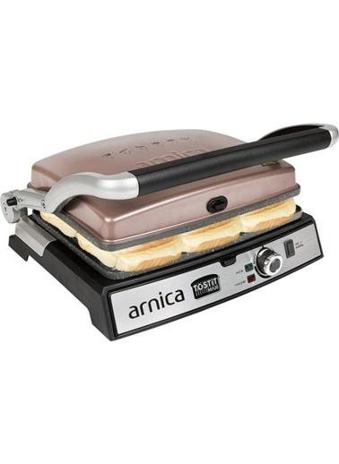 Arnica GH26244 Tostit Maxi Granit Izgaralı Tost Makinesi Renkli